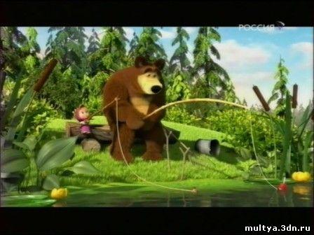 Медведь мультфильм скачать бесплатно